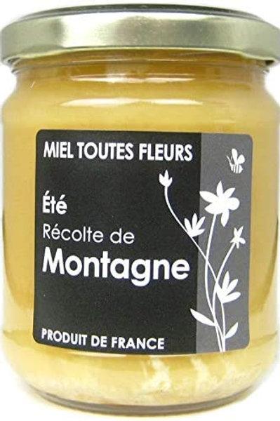 Honey from High Mountain (250 gr)
