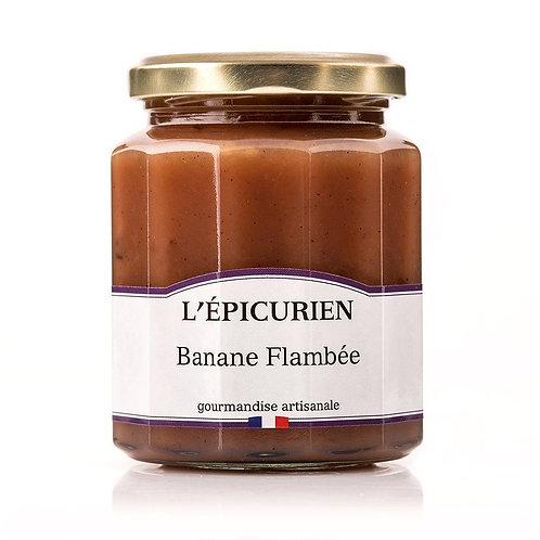 Banana Flambée Jam (330 gr)