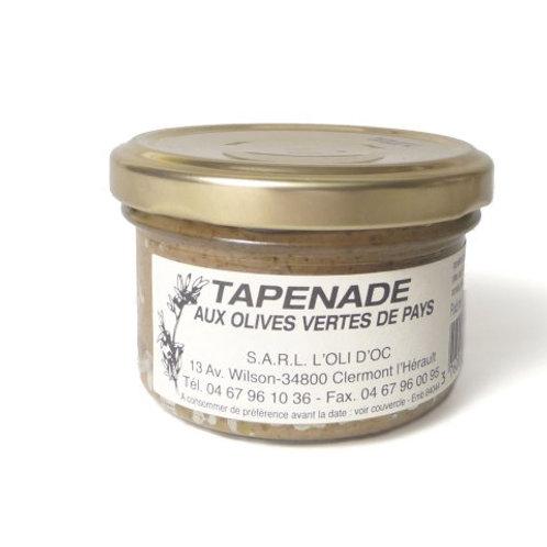 Green Tapenade (Green Olives) 90 gr