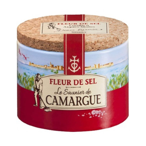 Le Saunier Coarse Salt from Camargue (125 gr )