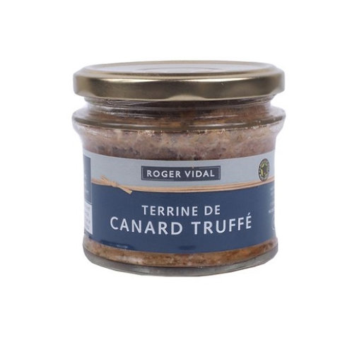 Duck Terrine with truffles 1% (180 gr)