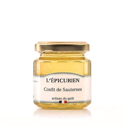 Sauternes Jam  (125 gr)
