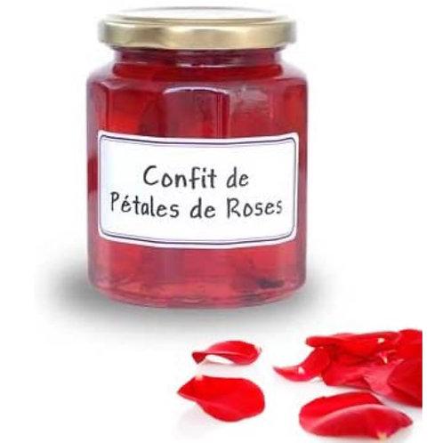 Rose Flowers Jam (330 gr)