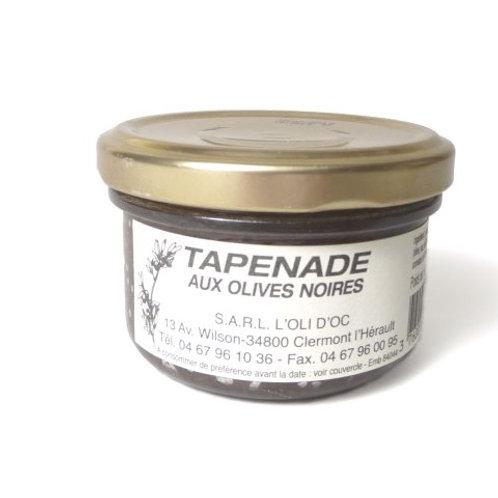Black Tapenade (Black Olives) 90 gr