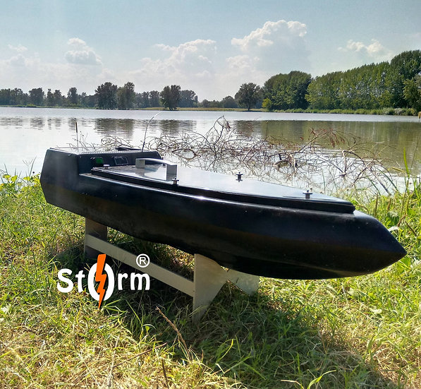 Storm S+ (sport plus equipment) top speed 35km/h