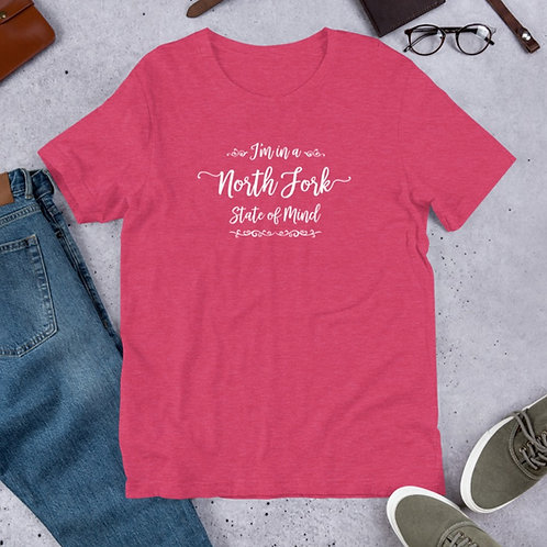 North Fork Graphic Short-Sleeve Unisex T-Shirt