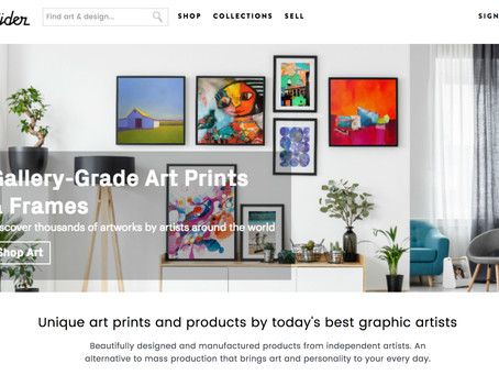 My Prints are Now Available on Artsider.com