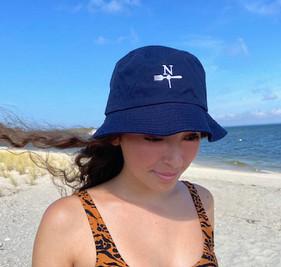 North Fork Navy Bucket Hat
