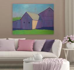 Purple Passion, 2016 (sold)