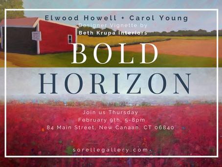 Bold Horizon, Sorelle Gallery