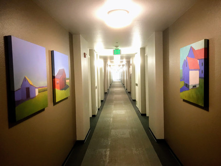 Stanford University Art Installation