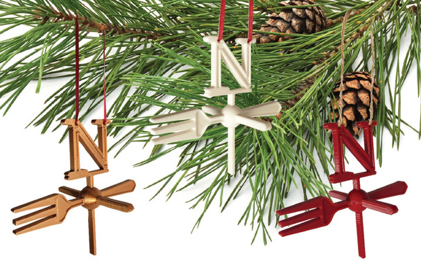 The North Fork Ornament