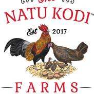 Natu Kodi Farms Logo & Illustration