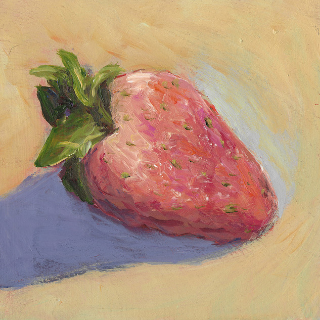 Winter Strawberry, 2019
