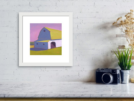 Fine Art Prints now Available for Purchase on my Website!