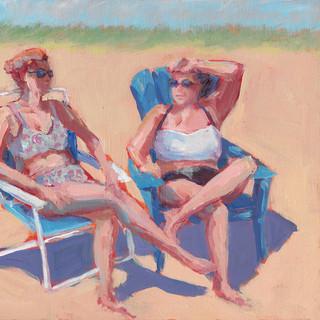 Beach Chat, 2021