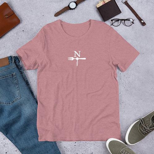 North Fork Short-Sleeve Unisex T-Shirt