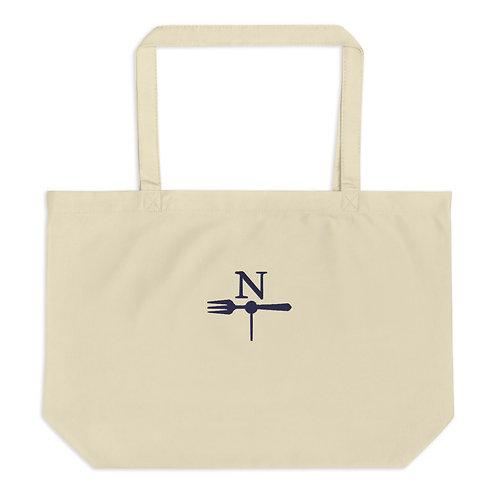 North Fork Large organic tote bag