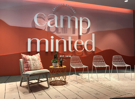 I Attended Camp Minted!