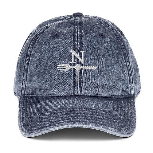 North Fork Vintage Cotton Twill Cap