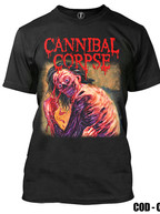 CANNIBAL CORPSE - ZOMBIE SMILE