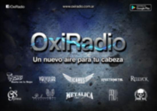 AVISO OXI RADIO