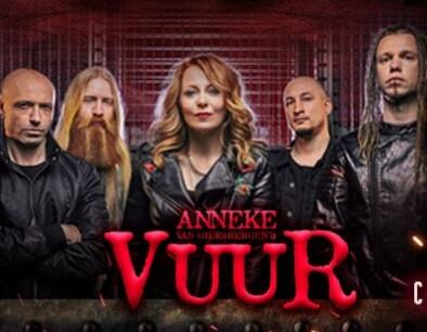 Hablamos con Anneke van Giesbergen sobre su visita y su nueva banda