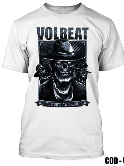 VOLBEAT - THE OUTLAW GHOUL