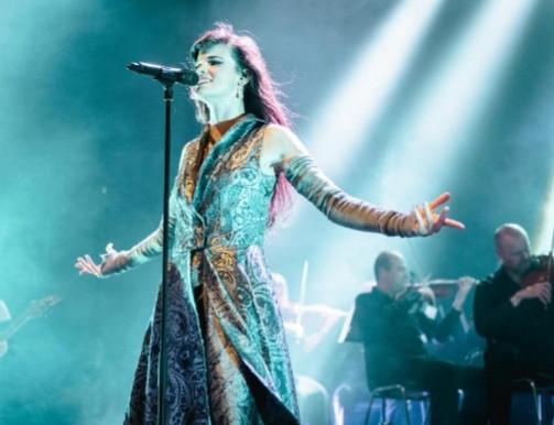Hablamos en exclusiva con Clémentine Delauney, cantante de Visions Of Atlantis