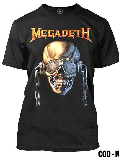 MEGADETH - VIC RATTLEHEAD