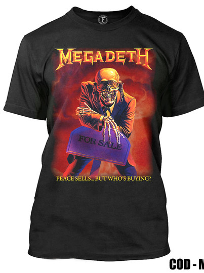 MEGADETH - PEACE SELL