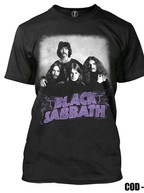 BLACK SABBATH - BAND PIC