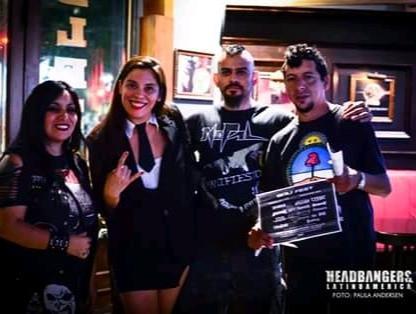 """Presentamos a Isabelle Duarte y su programa """"Cocina Rock"""""""