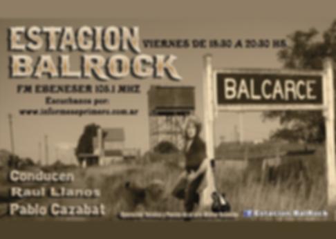 AVISO BALROCK FM