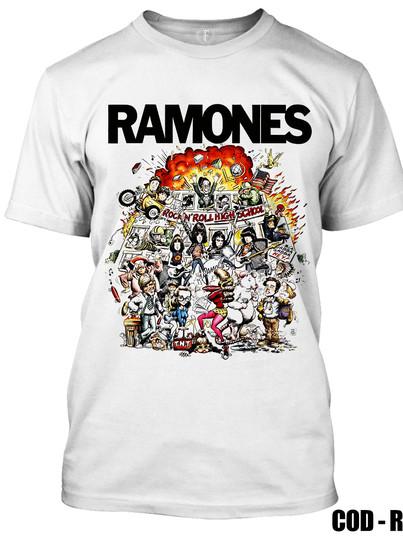 RAMONES - ROCK AND ROLL HIGHSCHOOL