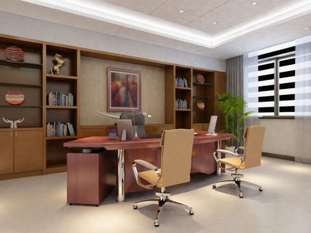 4 dicas incríveis para arquitetura de escritórios de advocacia