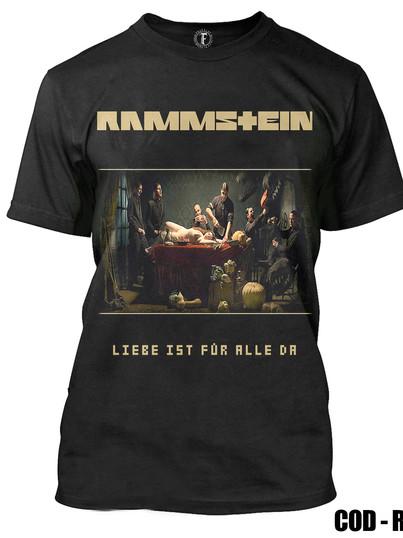 RAMMSTEIN - LIEBE IS FUR ALLE DA