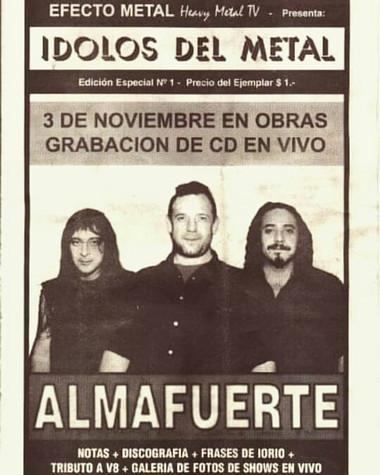 EFECTO METAL 2001