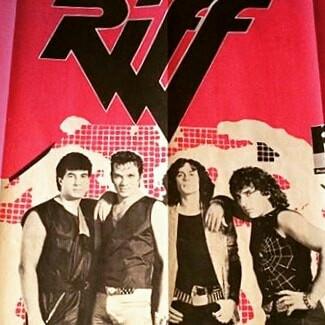 Afiche RIFF en Paladium