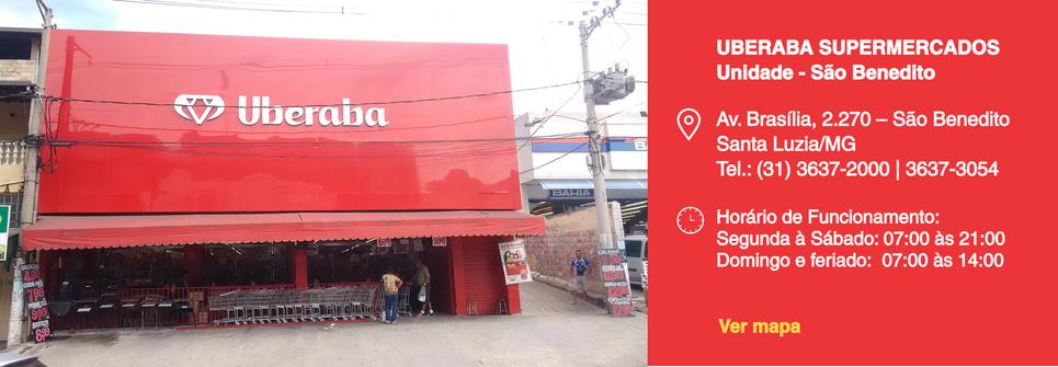 Uberaba Supermercados São Benedito