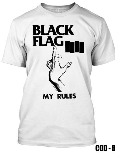 BLACK FLAG - MY RULES