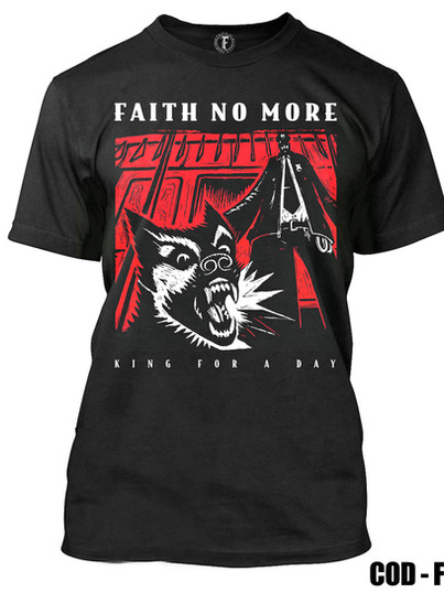 FAITH NO MORE - KING FOR A DAY