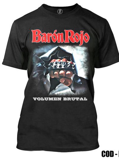 BARON ROJO - VOLUMEN BRUTAL