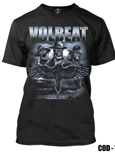 VOLBEAT - EST 2001