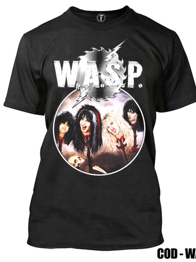 WASP - FOUR HEADS