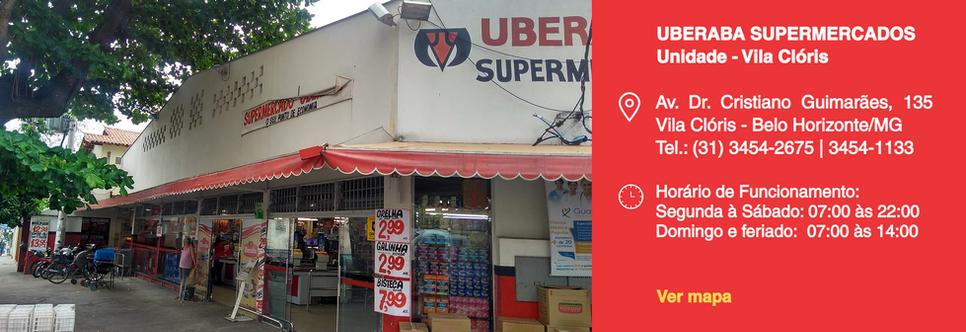 Uberaba Supermercados Vila Clóris