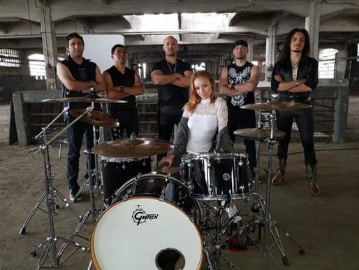 Entrevistamos en exclusiva a Augusto Silvestro, baterista de CenTuriA