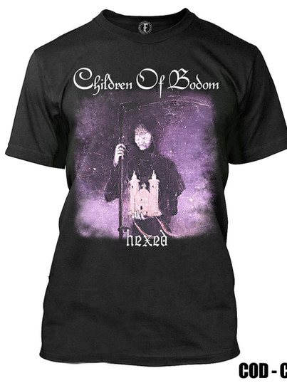 CHILDREN OF BODOM - HEXED