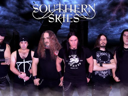 Charlamos con los Southern Skies