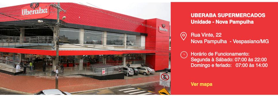 Uberaba Supermercados Nova Pampulha